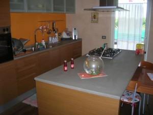 Cucina in Gaja Grey
