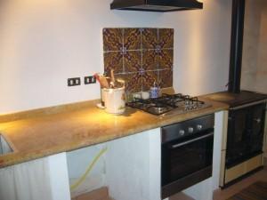 Cucina in Giallo Verona